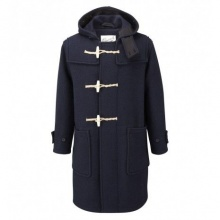 Gloverall Original Monty Duffle coat 5750 Navy