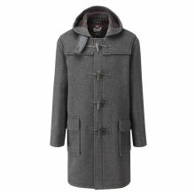 Charcoal Gloverall Original Duffle coat Charcoal 512