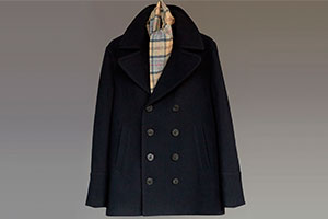 The Pea coat — why is it called so?