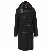 Duffle Coat Gloverall 3120 Black