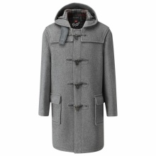 Gloverall Original Duffle coat Grey 512