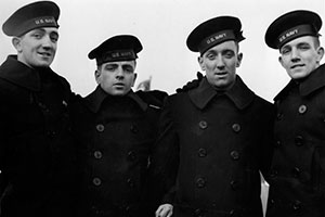Pea coat — the marine history