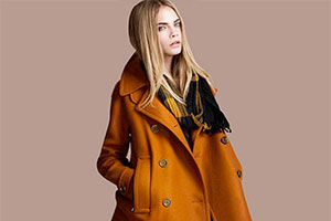 What to combine the Pea coat with — women's style
