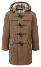 Children Classic Duffle Coat Camel 14-16 years