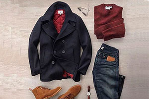 Choosing Shoes for Pea coat