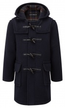 Children Classic Duffle Coat Navy 7-9 years